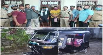 i2i News TrivandrumFIR,auto,arack business,brothers,police arrest,kerala,trivandrum,i2inews